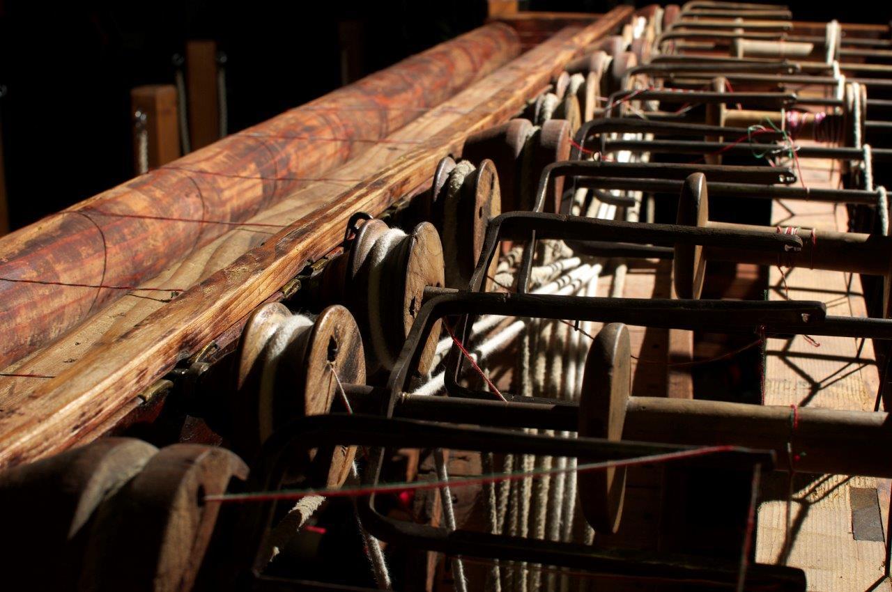 Nuova Tessitura F Lli Bosio.Museo Del Tessile Martinelli Ginetto Le Cinque Terre